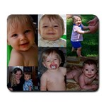 my moms bday present!!! - Collage Mousepad