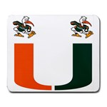 Miami Hurricanes - Large Mousepad