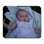 Baby Sienna! - Large Mousepad