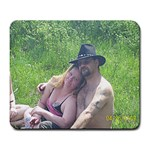 Happy Anniversary - Large Mousepad