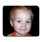 baby noah mousepad ain t it cute - Large Mousepad