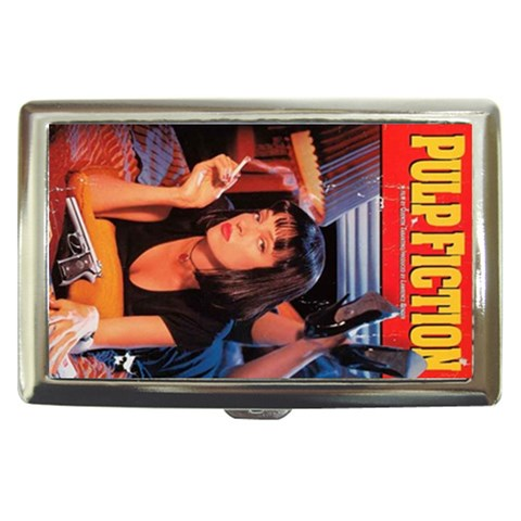Pulp Fiction By Aaron Dixson   Cigarette Money Case   Ji5kzmxhcjm7   Www Artscow Com Front