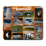 Yellowstone - Collage Mousepad