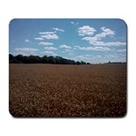Wheat sky - Large Mousepad