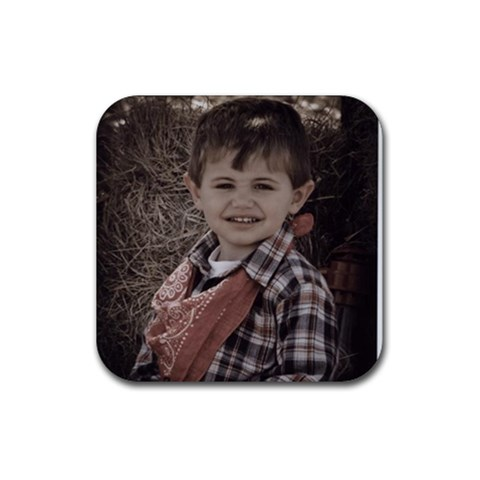 Renner By Becca Dubow   Rubber Coaster (square)   42b6iu0ehyql   Www Artscow Com Front