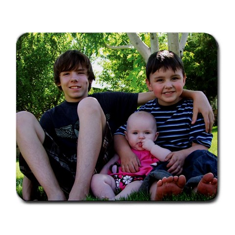 Kiddos By Andi Champion   Large Mousepad   Wzqmoqrx7ero   Www Artscow Com Front
