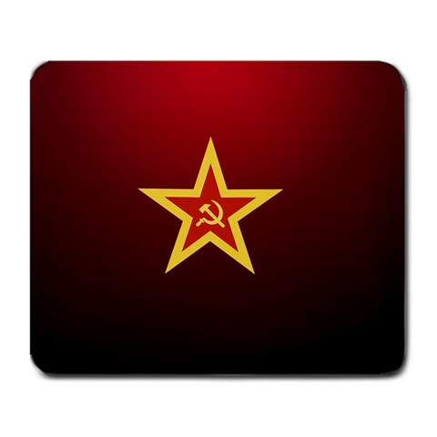 Ussr By Ben Paniagua   Large Mousepad   4omecydd8fcr   Www Artscow Com Front
