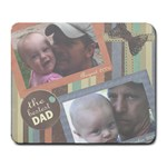 Tracy and the kids - Collage Mousepad