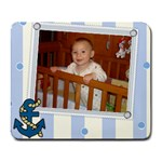 Thomas nautical 6-10 - Collage Mousepad