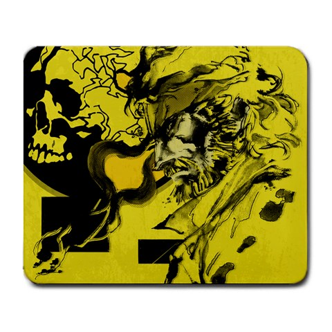 From Now On    Call Me    Big Boss  By John  kevin  Smith   Large Mousepad   Ox8nbh8p1sjp   Www Artscow Com Front