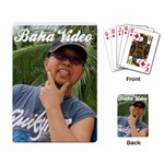 BahaVideo - Playing Cards Single Design