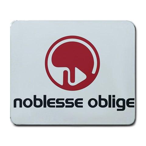 Noblesse Oblige By Javy Ruiz   Collage Mousepad   456trhfkwobj   Www Artscow Com 9.25 x7.75 Mousepad - 1
