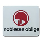 Noblesse Oblige - Collage Mousepad