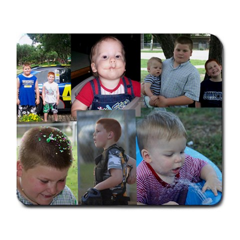 My Mouse Pad By Tameria Koehler Lindley   Collage Mousepad   Drlcbd2qxksn   Www Artscow Com 9.25 x7.75 Mousepad - 1