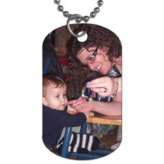 Chloie  & Kids By Sarah   Dog Tag (two Sides)   Woadmvoh0g7s   Www Artscow Com Back