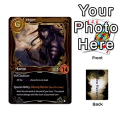 Shadow Hunters Cards By Brian M   Playing Cards 54 Designs   V46j8ianhtu8   Www Artscow Com Front - Heart10