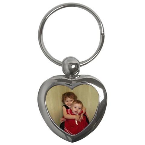 Heart Keychain By Per Westman   Key Chain (heart)   21gjcf24yiyj   Www Artscow Com Front