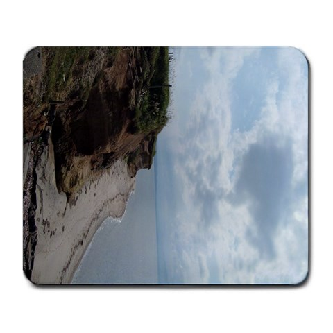 Oceanside Mousepad By Mia Story   Large Mousepad   Ruxqq01xx44u   Www Artscow Com Front