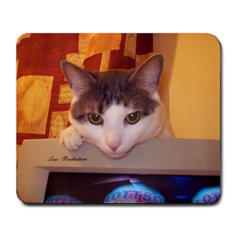 Jazzy By Theresa Windover   Large Mousepad   7kze44d0lvd0   Www Artscow Com Front