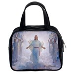 Dax Scripture Bag - Classic Handbag (Two Sides)