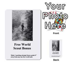 Cds Part 1 By T Van Der Burgt   Multi Purpose Cards (rectangle)   4l9cllrxacej   Www Artscow Com Front 8