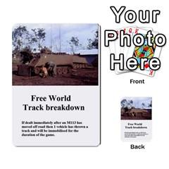 Cds Part 1 By T Van Der Burgt   Multi Purpose Cards (rectangle)   4l9cllrxacej   Www Artscow Com Front 2