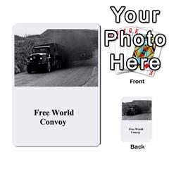 Cds Part 1 By T Van Der Burgt   Multi Purpose Cards (rectangle)   4l9cllrxacej   Www Artscow Com Front 29