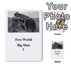 Cds Part 1 By T Van Der Burgt   Multi Purpose Cards (rectangle)   4l9cllrxacej   Www Artscow Com Front 40