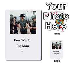 Cds Part 1 By T Van Der Burgt   Multi Purpose Cards (rectangle)   4l9cllrxacej   Www Artscow Com Front 43