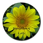 Rieseberg Lab - Collage Round Mousepad