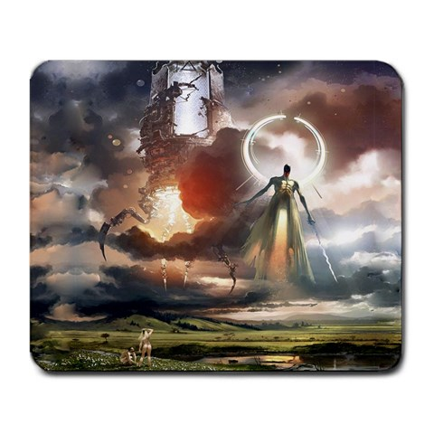 By Brendan Tease   Large Mousepad   1phxp9nu4c4x   Www Artscow Com Front