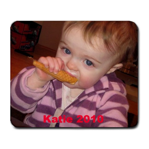 Katie By Dylan Duffy   Collage Mousepad   Zzhunv5qkdmu   Www Artscow Com 9.25 x7.75 Mousepad - 1