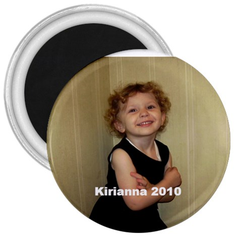 Kirianna 2010 Magnet By Per Westman   3  Magnet   O702del8xlbz   Www Artscow Com Front