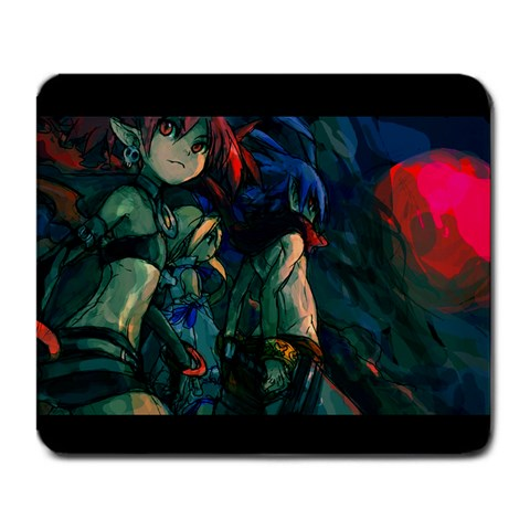 By Mybody Isready   Large Mousepad   25yjhaweee86   Www Artscow Com Front