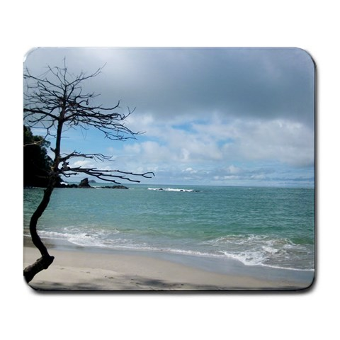 Manuel Antonio By Cara Ann   Large Mousepad   0kuigw645ip0   Www Artscow Com Front