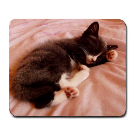 ollie  By Tracy Tully   Large Mousepad   Dpkrgnavmw7v   Www Artscow Com Front