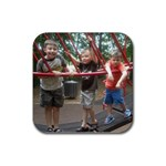 playground may - Rubber Coaster (Square)