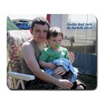 Daddy & Jack 2010 Mouse Mat - Large Mousepad