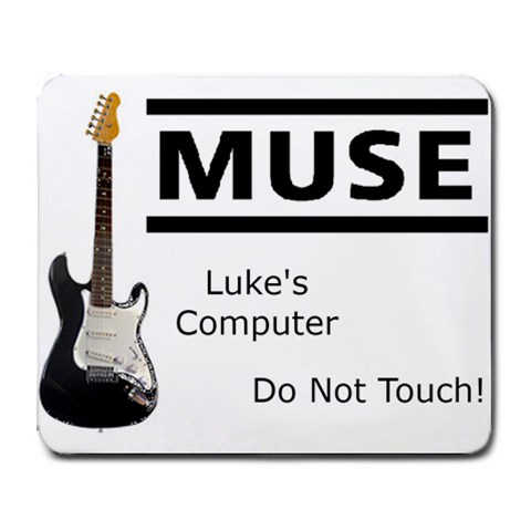 Lukes Mouse Mat By Luke Hissey   Collage Mousepad   V4c8y0kd64is   Www Artscow Com 9.25 x7.75 Mousepad - 1