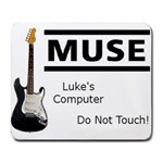 Lukes Mouse Mat - Collage Mousepad