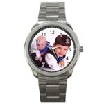 Alex and Bryce watch - Sport Metal Watch