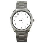 Custom Watch - Sport Metal Watch