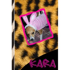Notebook By Kara   5 5  X 8 5  Notebook   B0621kucq2lm   Www Artscow Com Front Cover
