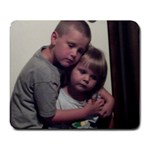 Ty and Kimberlee Mousepad - Large Mousepad