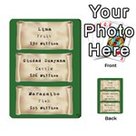 South America Cards 2 - Multi-purpose Cards (Rectangle)