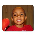 JAYDEN S HAIRCUT AND GAP FROM RPE - Large Mousepad
