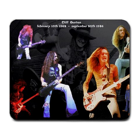 Cliff By Penny Wheeler   Large Mousepad   4ydh41rzl53m   Www Artscow Com Front