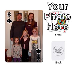 Hall Cards By Heather   Playing Cards 54 Designs   93yr5uefcern   Www Artscow Com Front - Club8