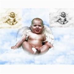 Calendar By Babyblueangel   Wall Calendar 11  X 8 5  (12 Months)   P7mgam8eu7dc   Www Artscow Com Month