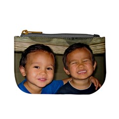 Team Thompson By Leithompson   Mini Coin Purse   Ii9fvzpmb88n   Www Artscow Com Front